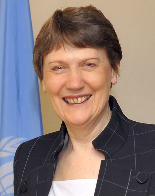 Photo of Helen Clark: 37th Prime Minister of New Zealand