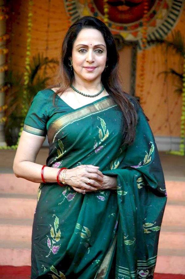 Photo of Hema Malini: Actress, politician
