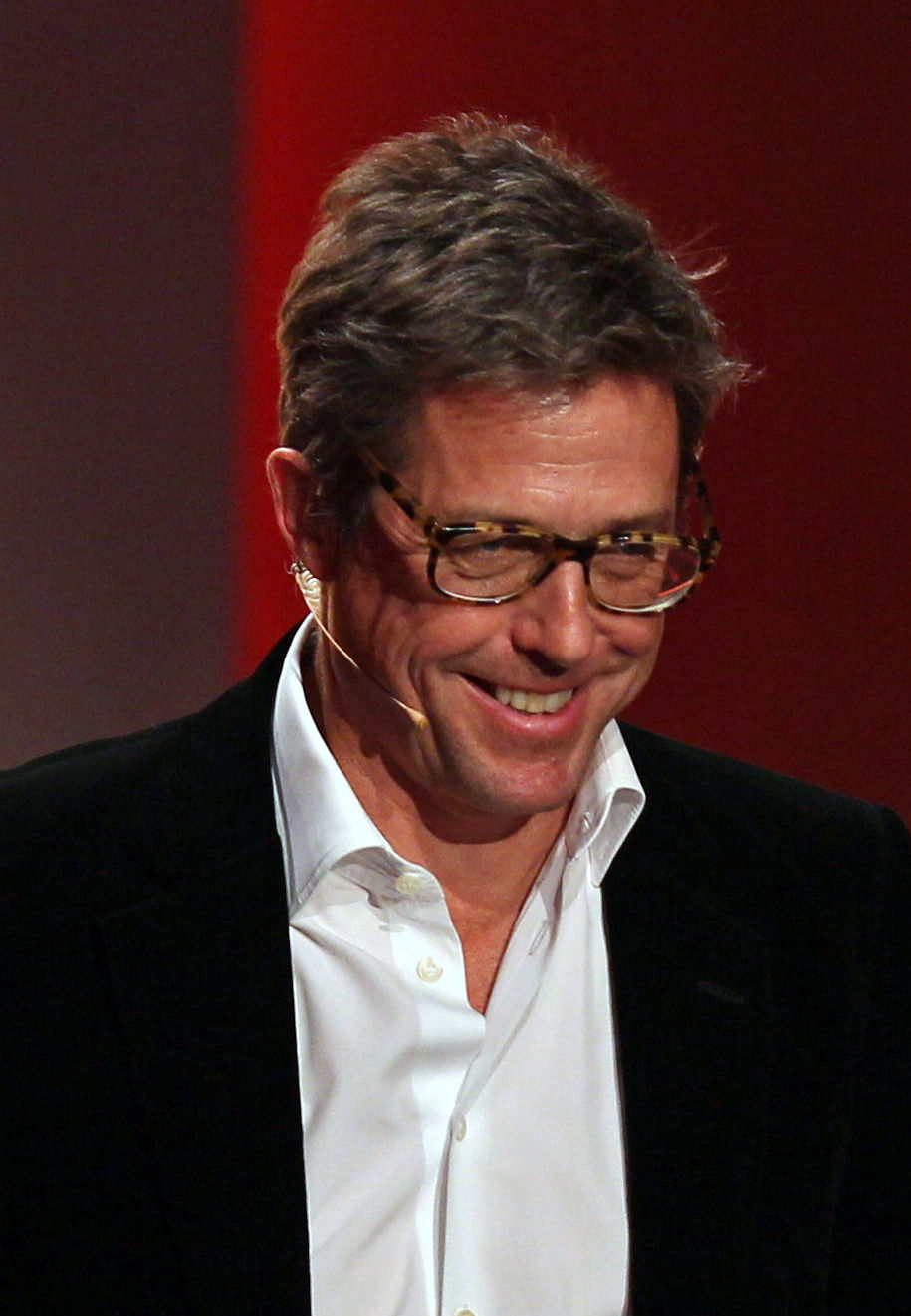 Photo of Hugh Grant: English actor and a film producer