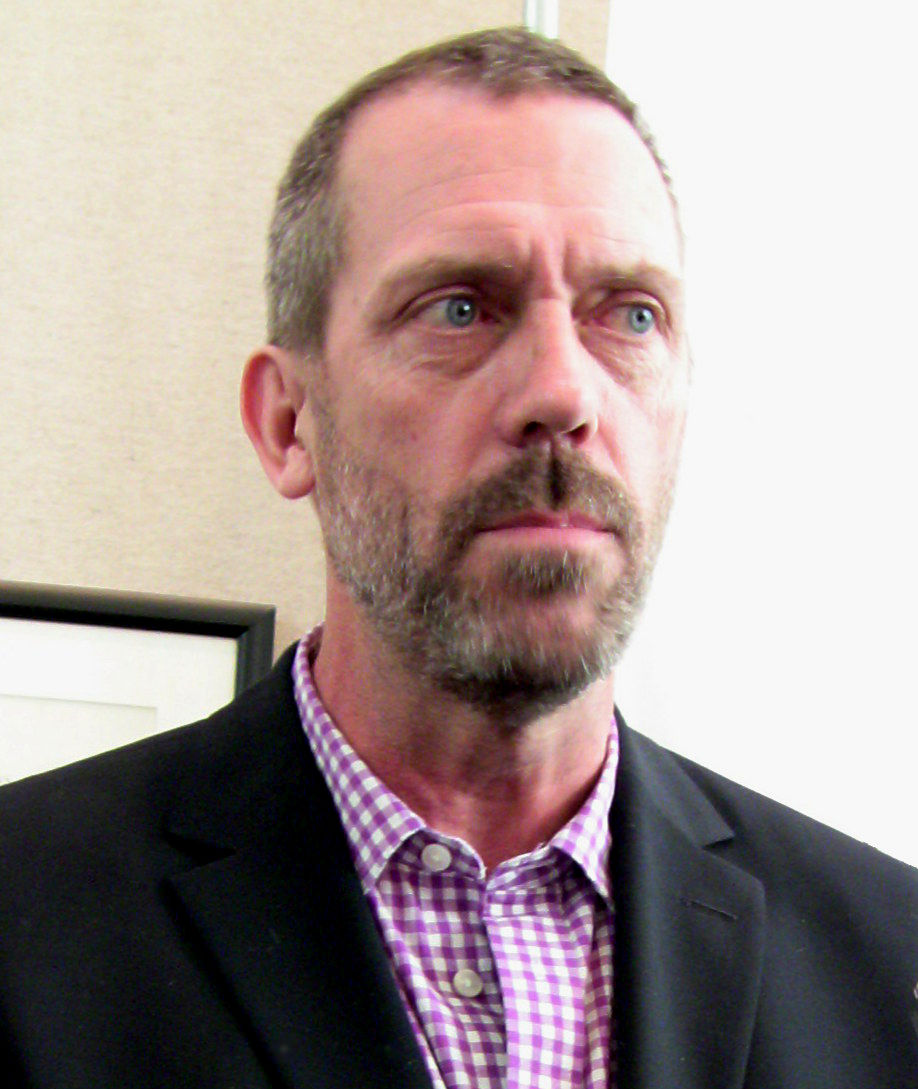 Photo of Hugh Laurie: British actor, comedian, writer, musician and director