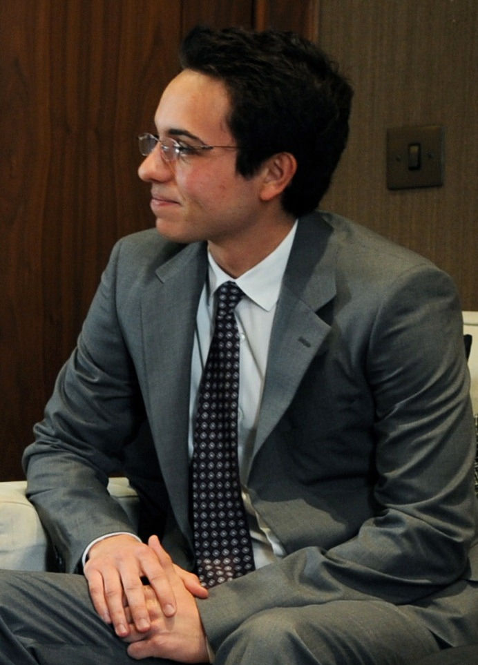 Photo of Hussein, Crown Prince of Jordan: Jordanian Crown Prince