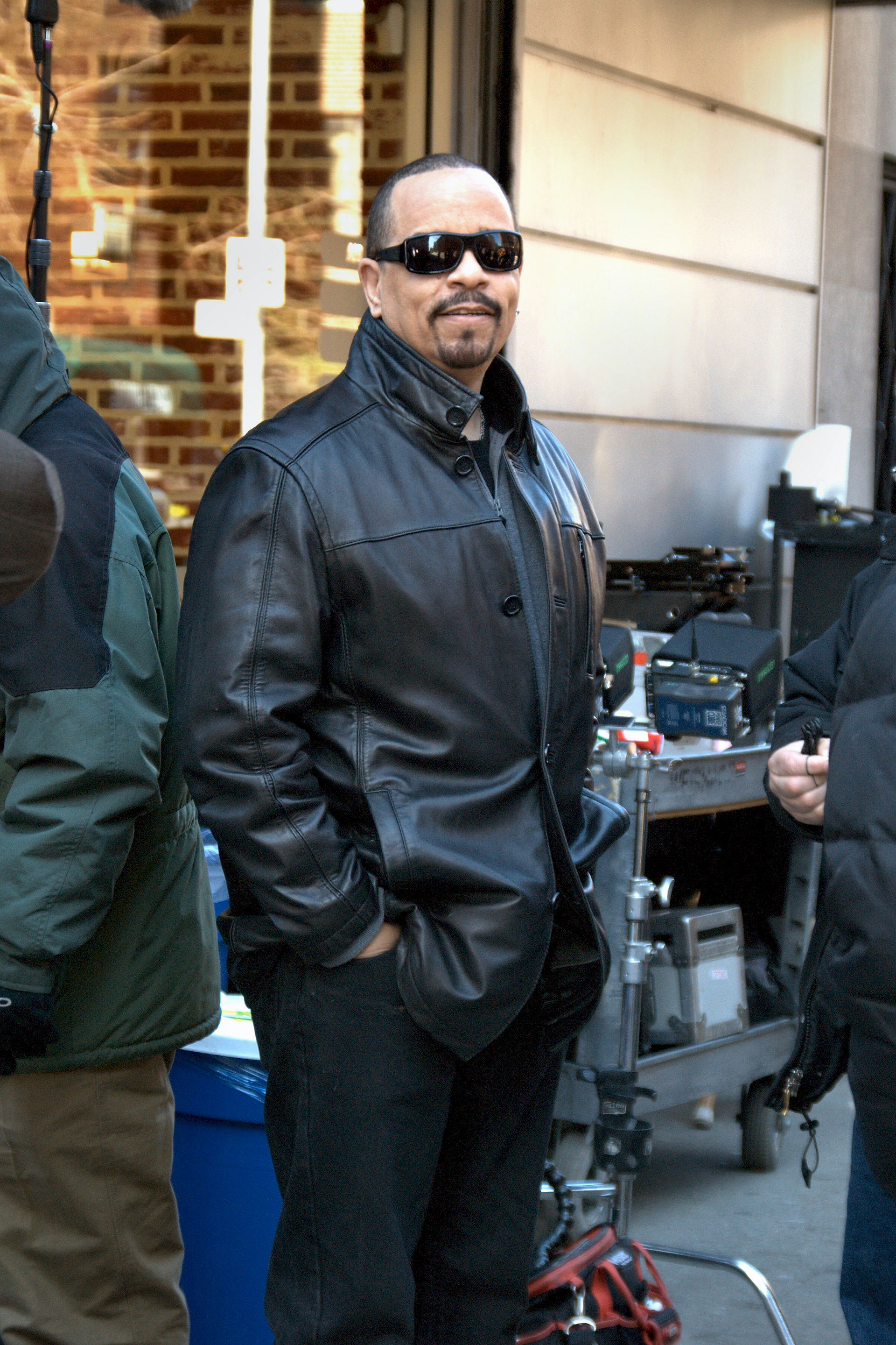 Photo of Ice-T: American rapper and actor