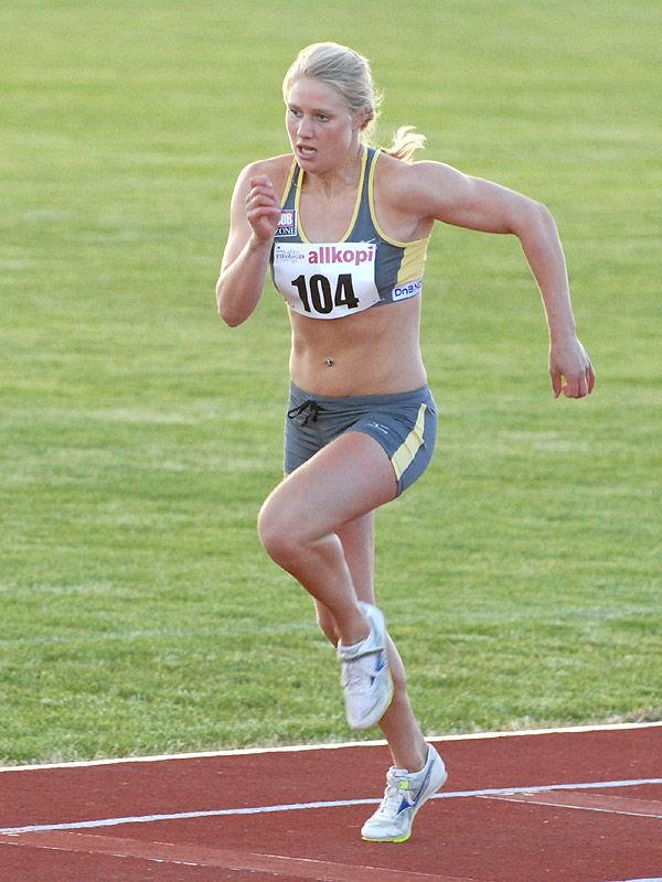 Photo of Ida Marcussen: Athletics competitor