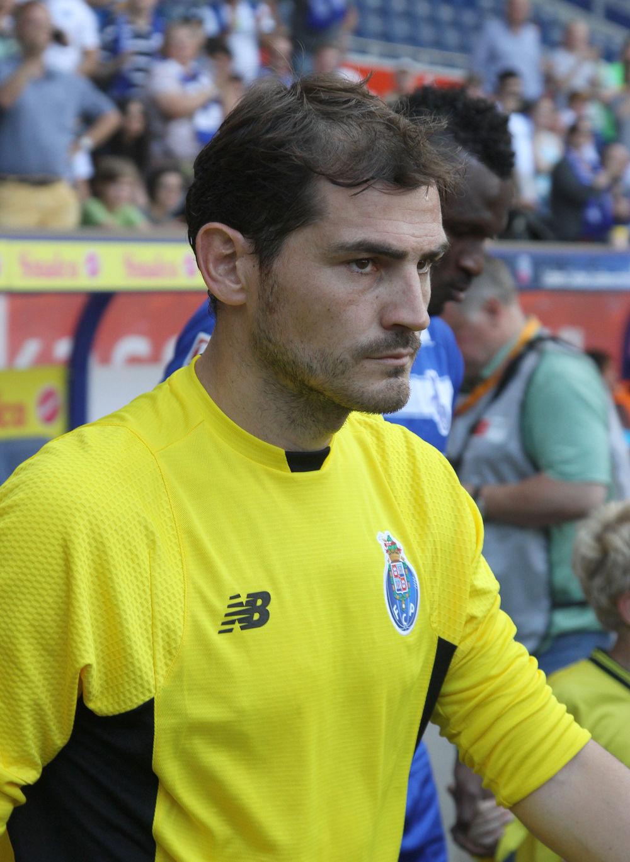 Photo of Iker Casillas: Spanish footballer