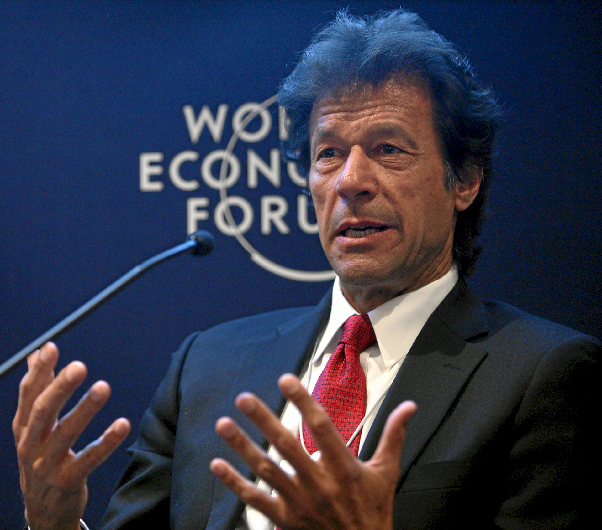 Photo of Imran Khan: Politician and former cricketer