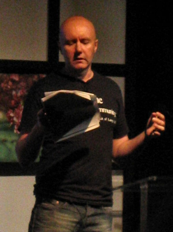 Photo of Irvine Welsh: Scottish novelist