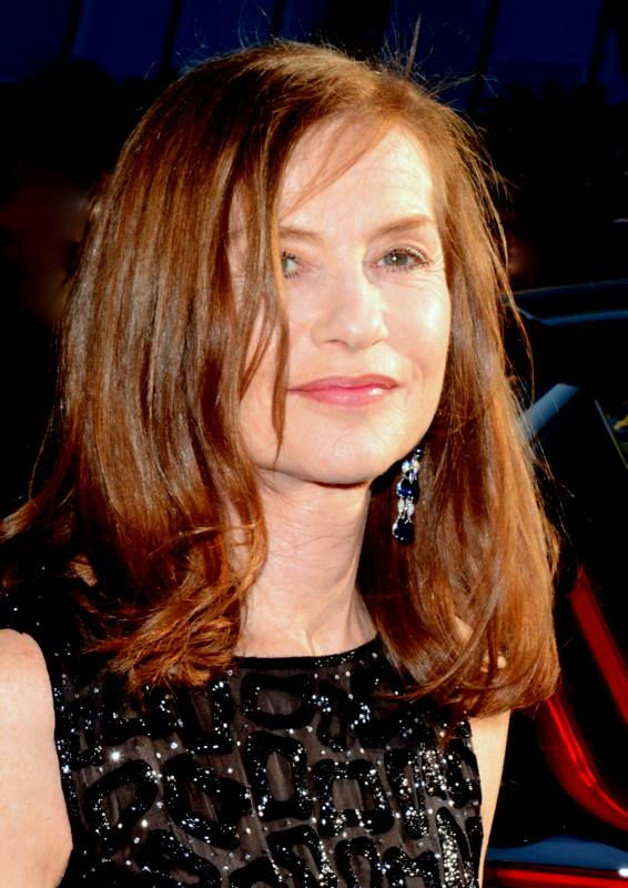 Photo of Isabelle Huppert: French actress