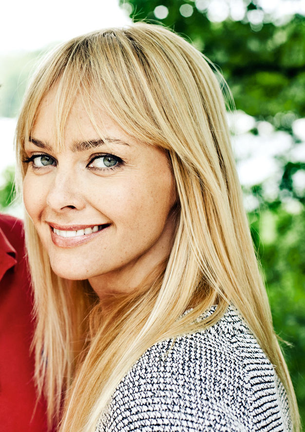 Photo of Izabella Scorupco: Polish born model, actress and singer, most famous for starring as the Bond girl in GoldenEye