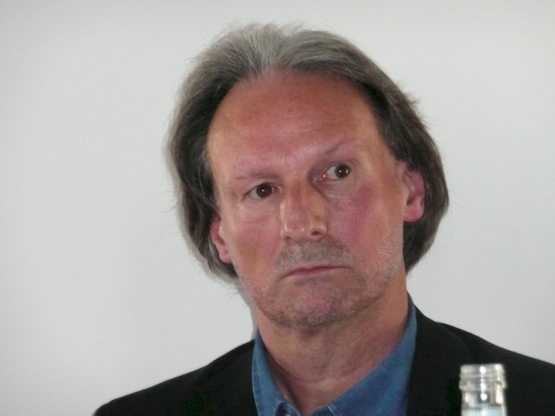 Photo of Jürg Amann: Author and dramatist