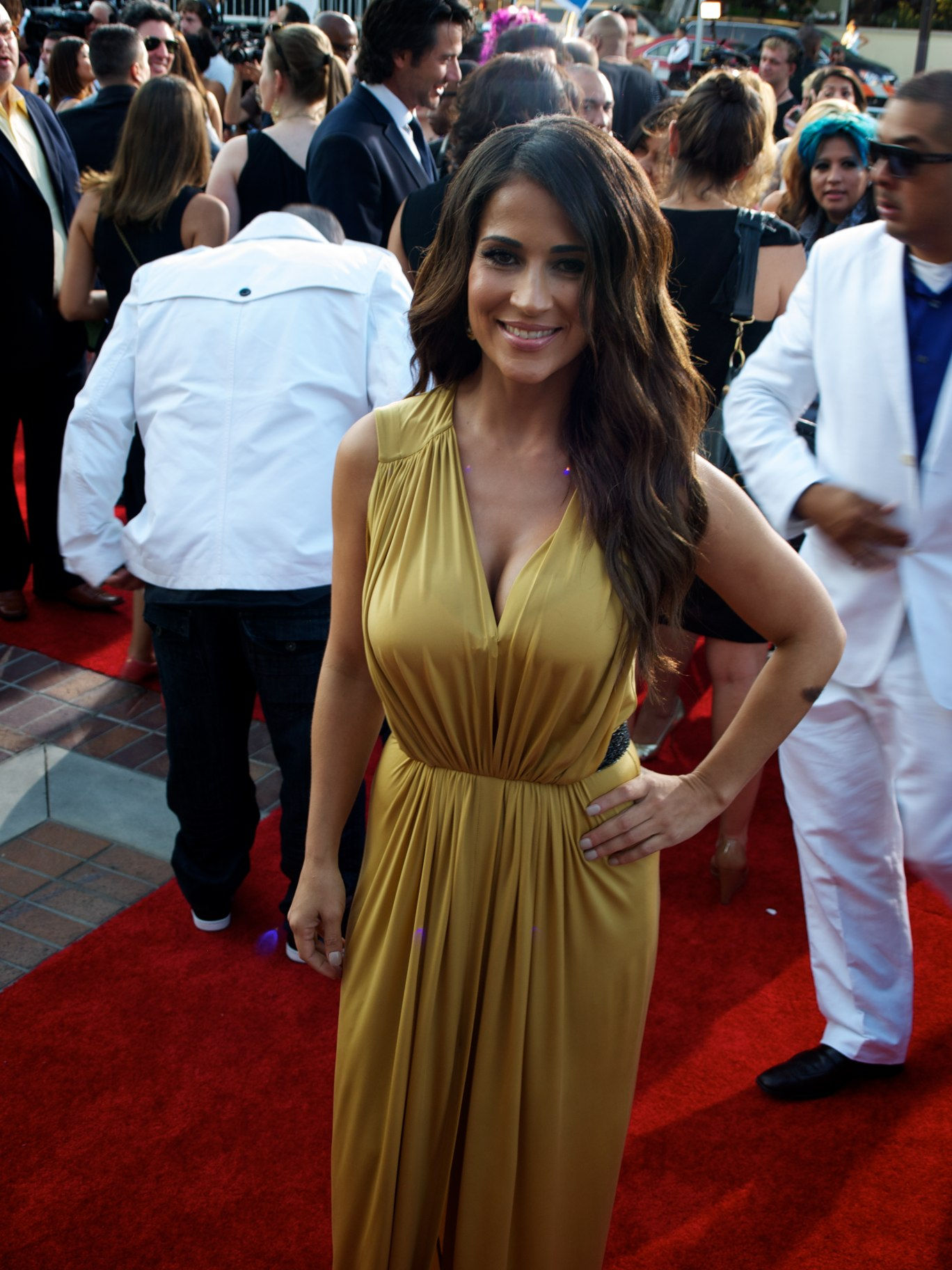 Photo of Jackie Guerrido: Puerto Rican journalist