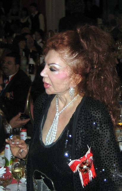 Photo of Jackie Stallone: Astrologer, media personality