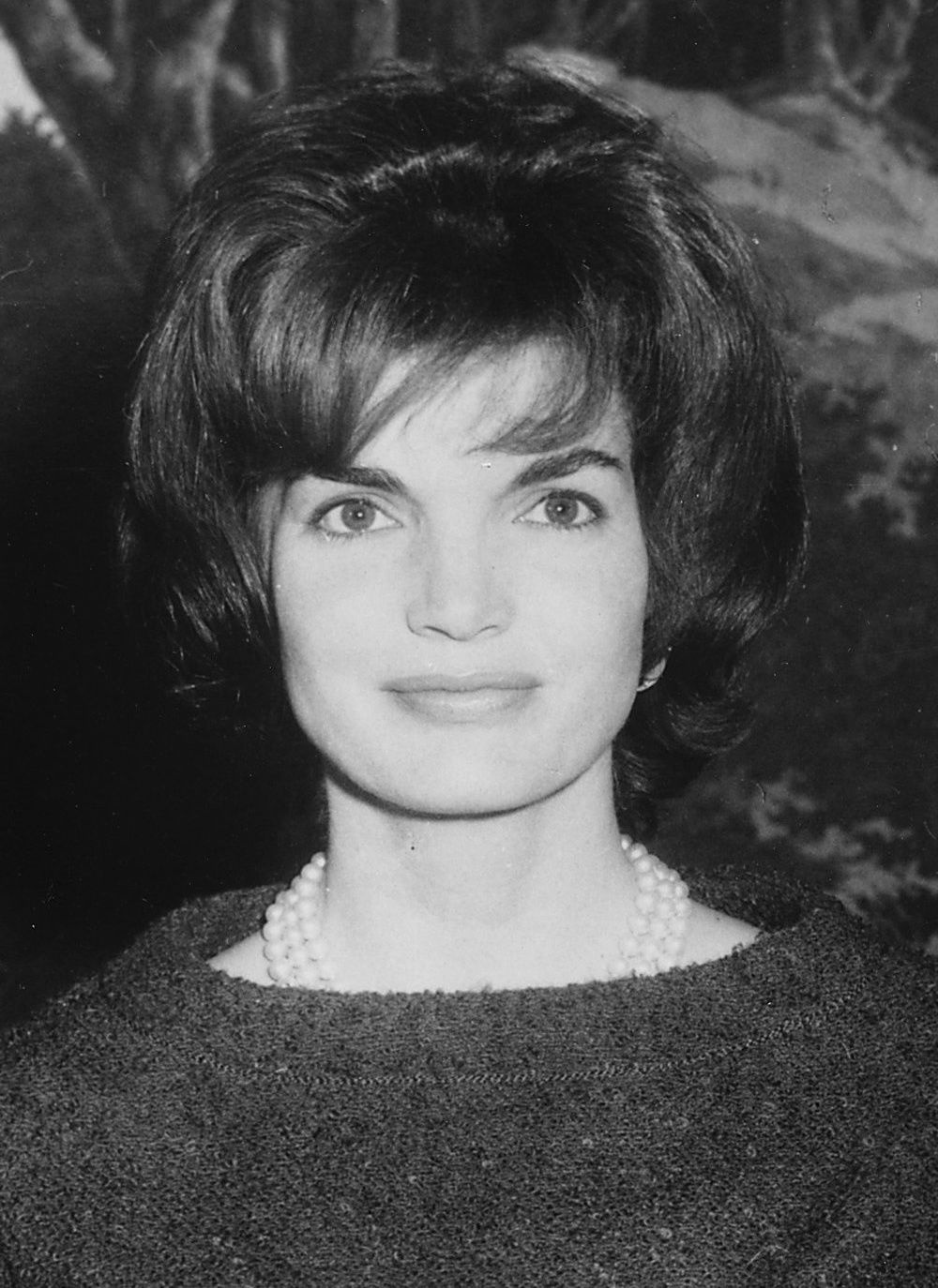 Photo of Jacqueline Kennedy Onassis: Public figure, First Lady to 35th U.S. President John F. Kennedy