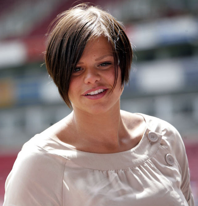 Photo of Jade Goody: English reality television personality