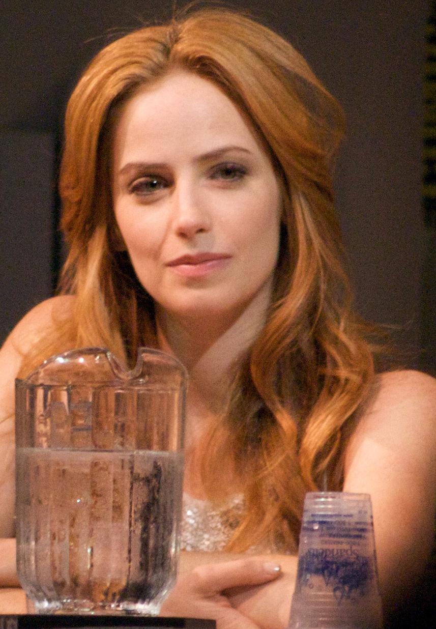 Photo of Jaime Ray Newman: American actress
