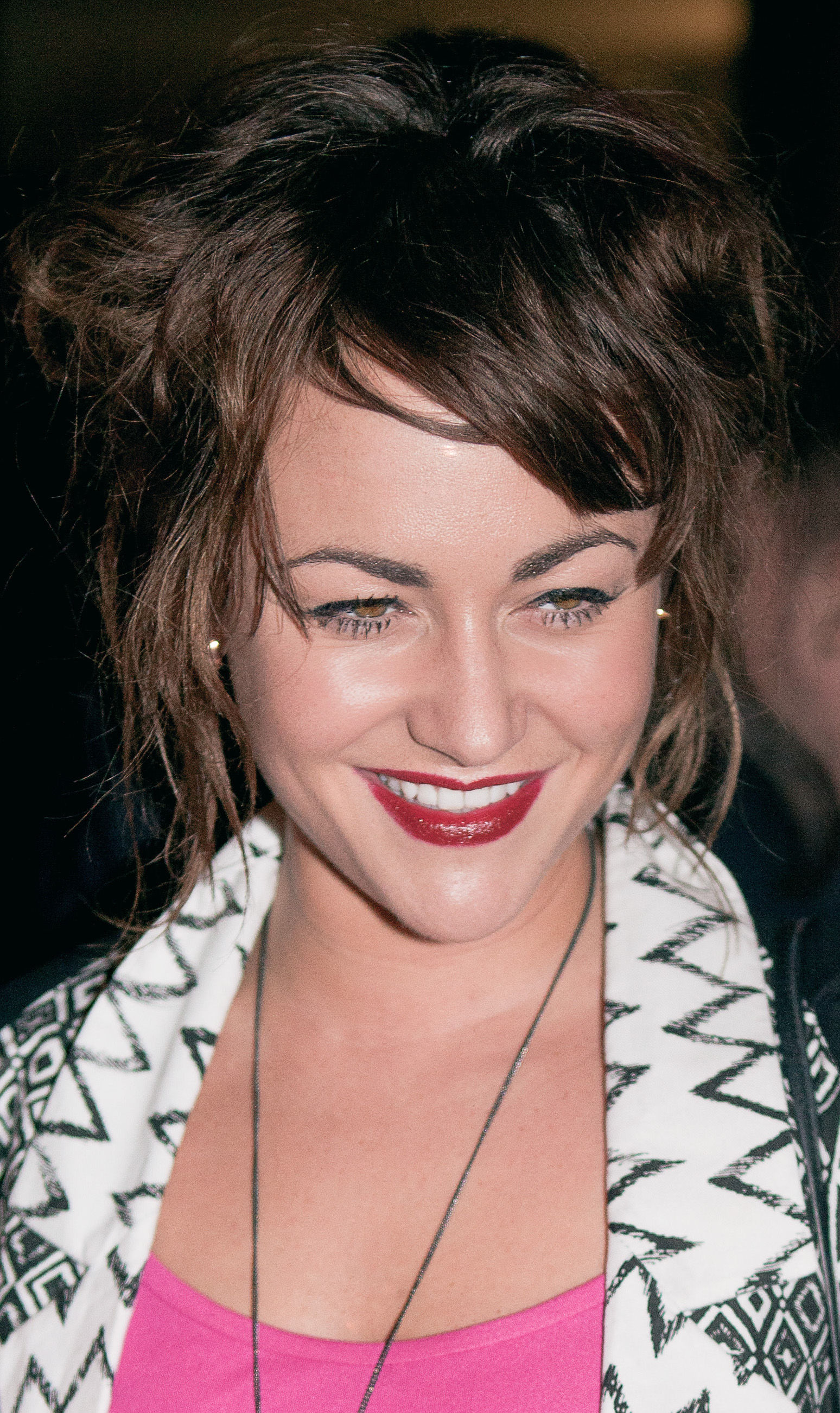 Photo of Jaime Winstone: English actress