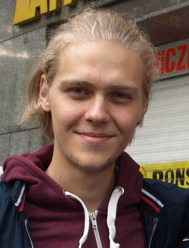 Photo of Jakub Gierszał: Polish actor