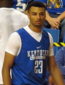 Photo of Jamal Murray: Canadian basketball player