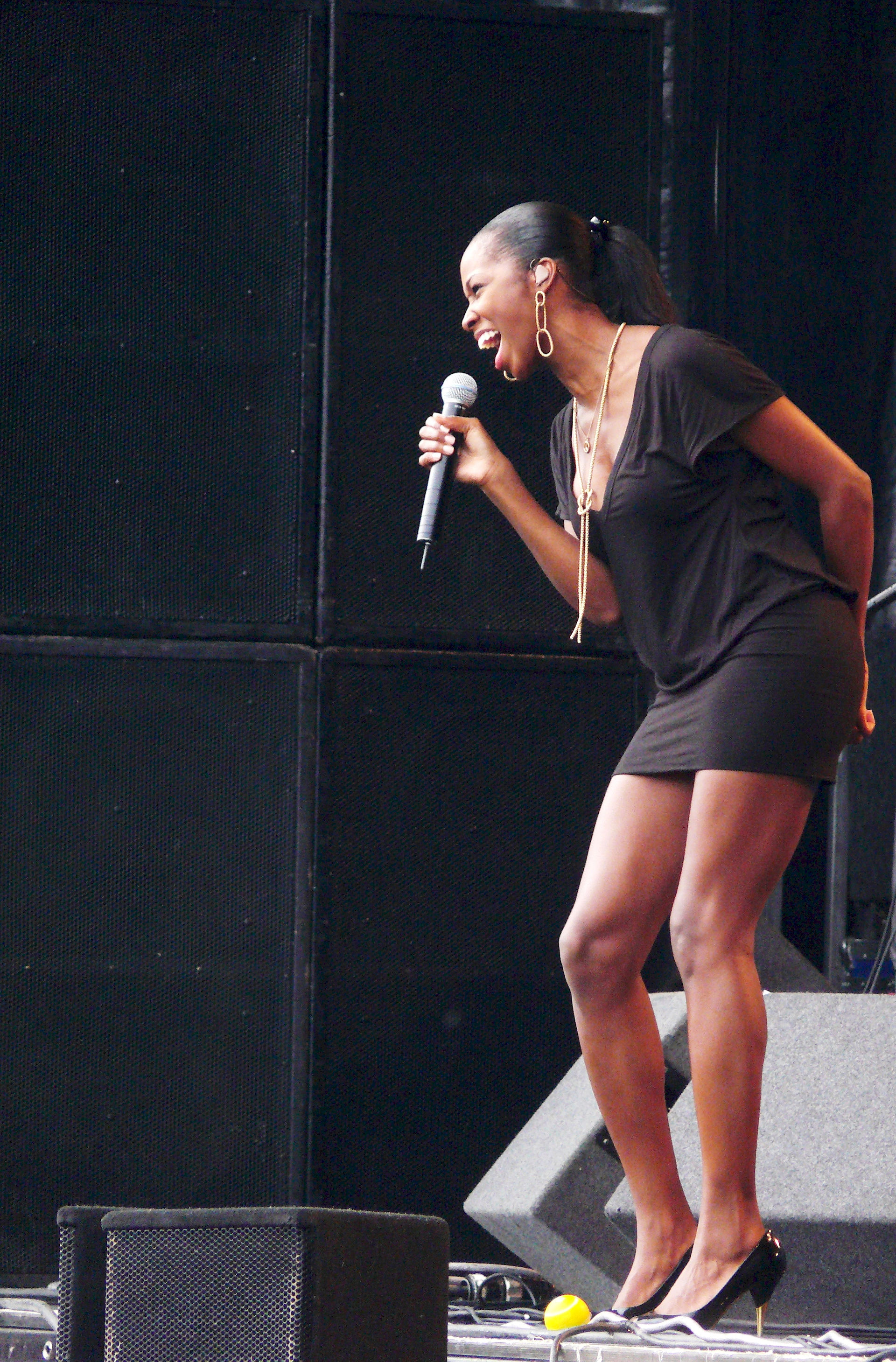 Photo of Jamelia: British singer-songwriter