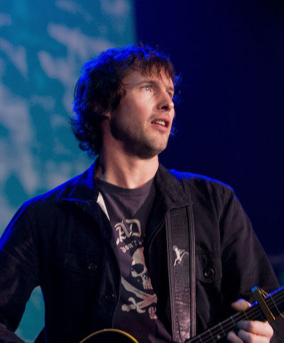 Photo of James Blunt: English singer-songwriter