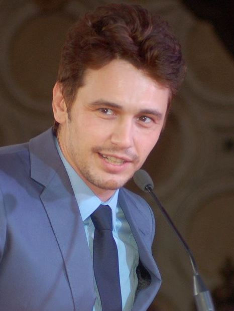 Photo of James Franco: American actor, writer, producer, director, and teacher