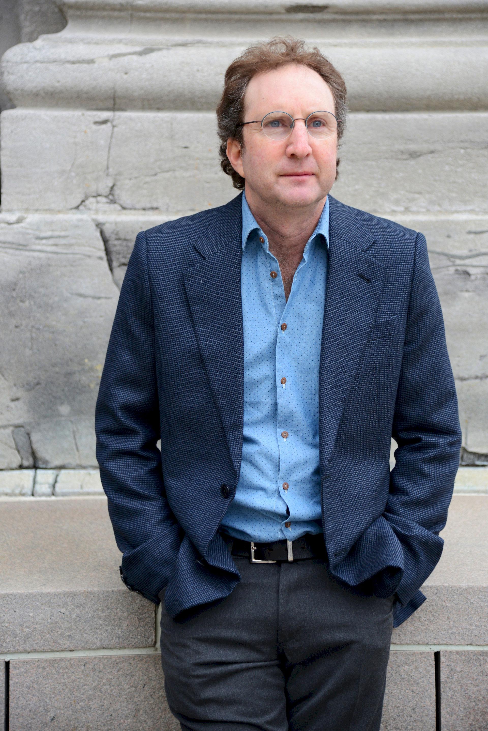 Photo of James Gelfand: Canadian musician