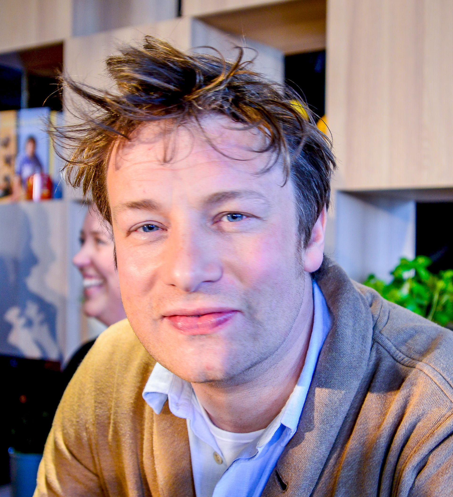 Photo of Jamie Oliver: British chef and media personality