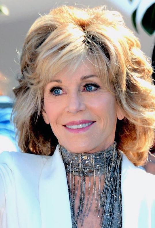 Photo of Jane Fonda: American actress and activist