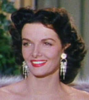 Photo of Jane Russell: American actress and model