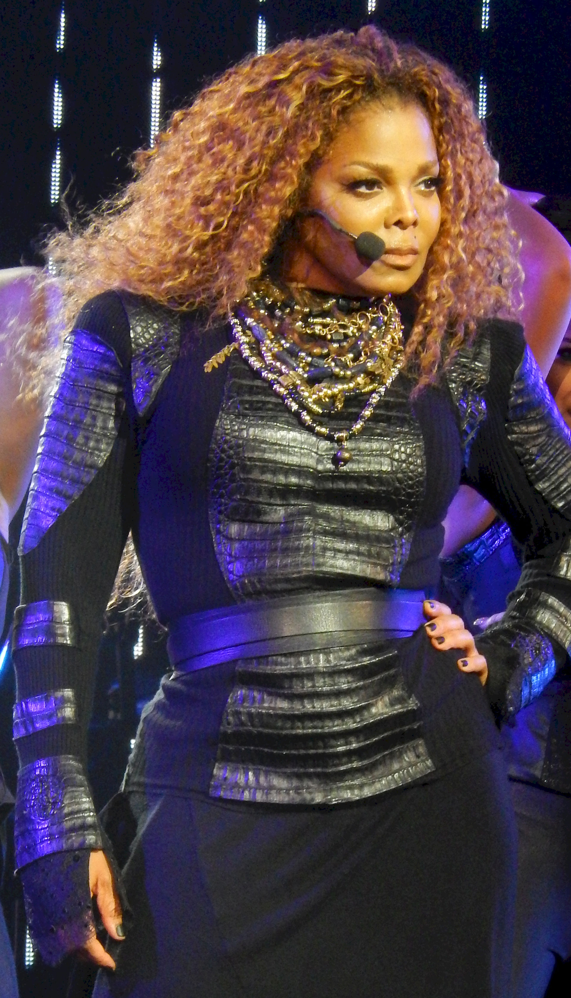Photo of Janet Jackson: Singer from the United States
