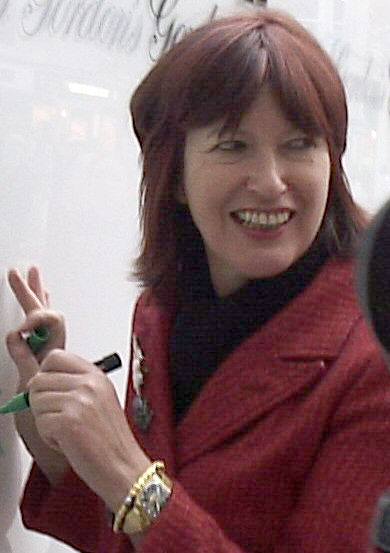 Photo of Janet Street-Porter: British media personality, journalist and broadcaster