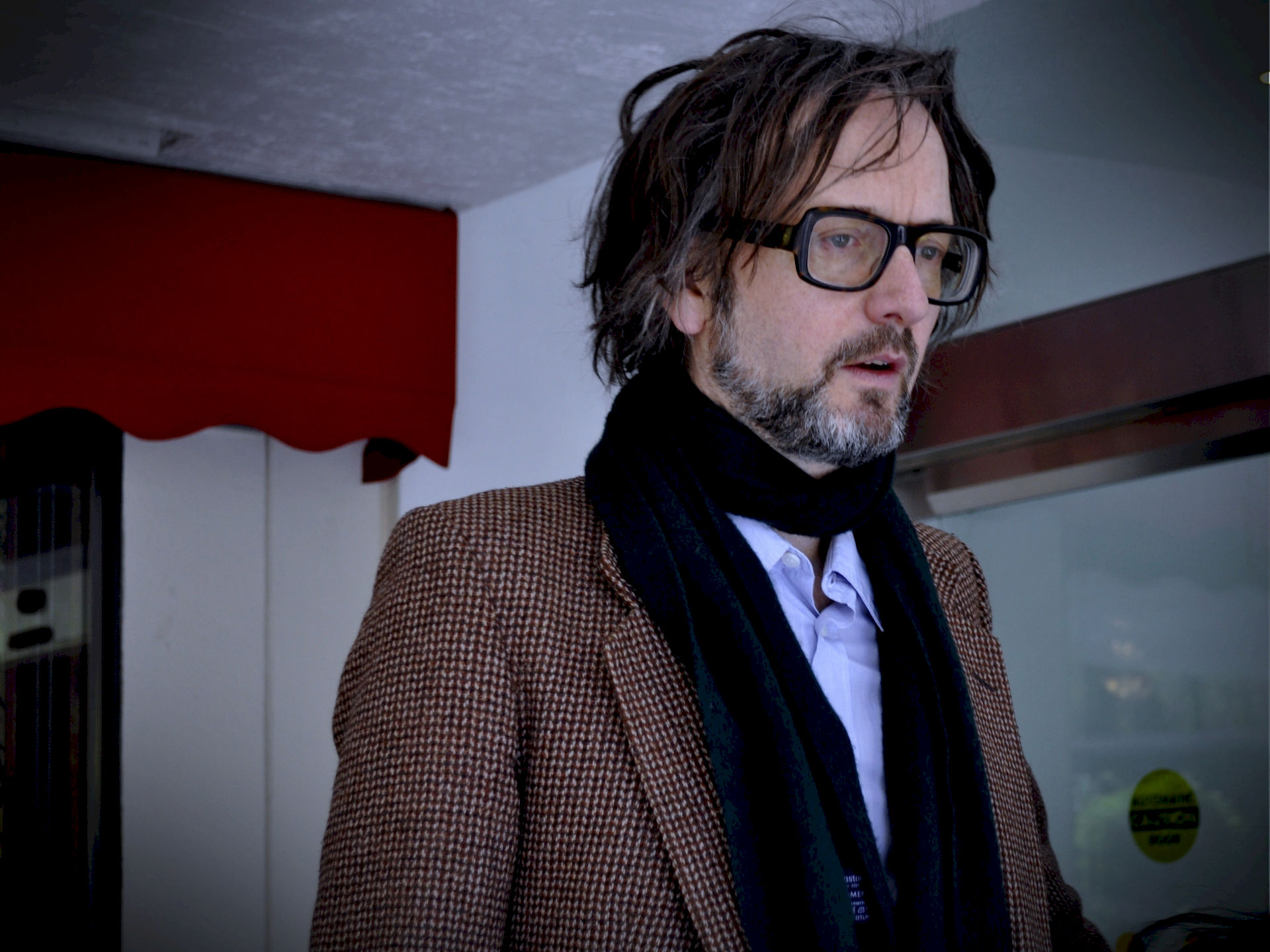 Photo of Jarvis Cocker: English musician, singer-songwriter, radio presenter and editor
