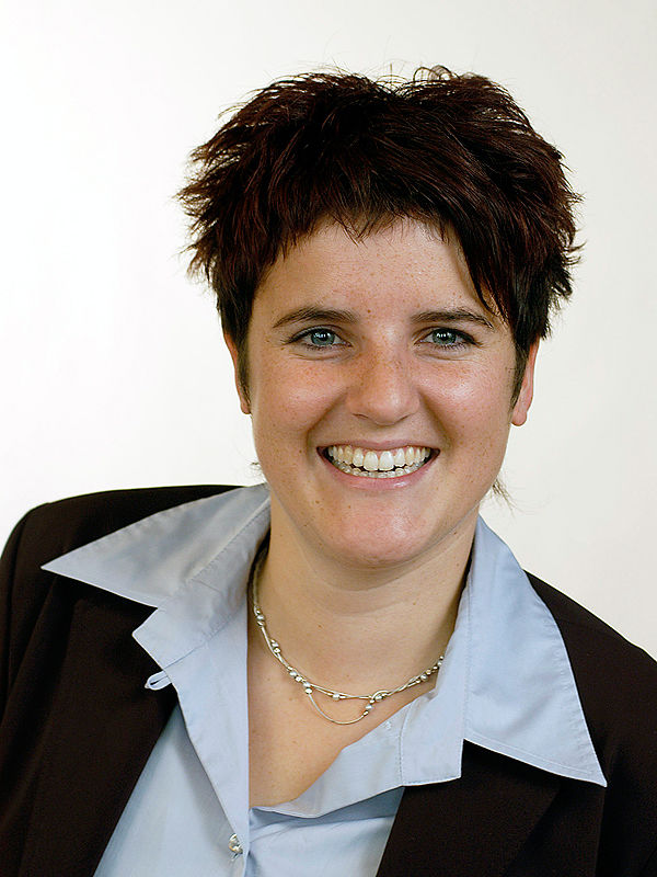 Photo of Jasmin Hutter: Swiss politician