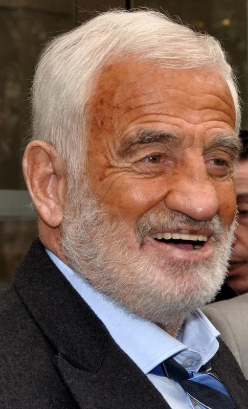 Photo of Jean-Paul Belmondo: French actor