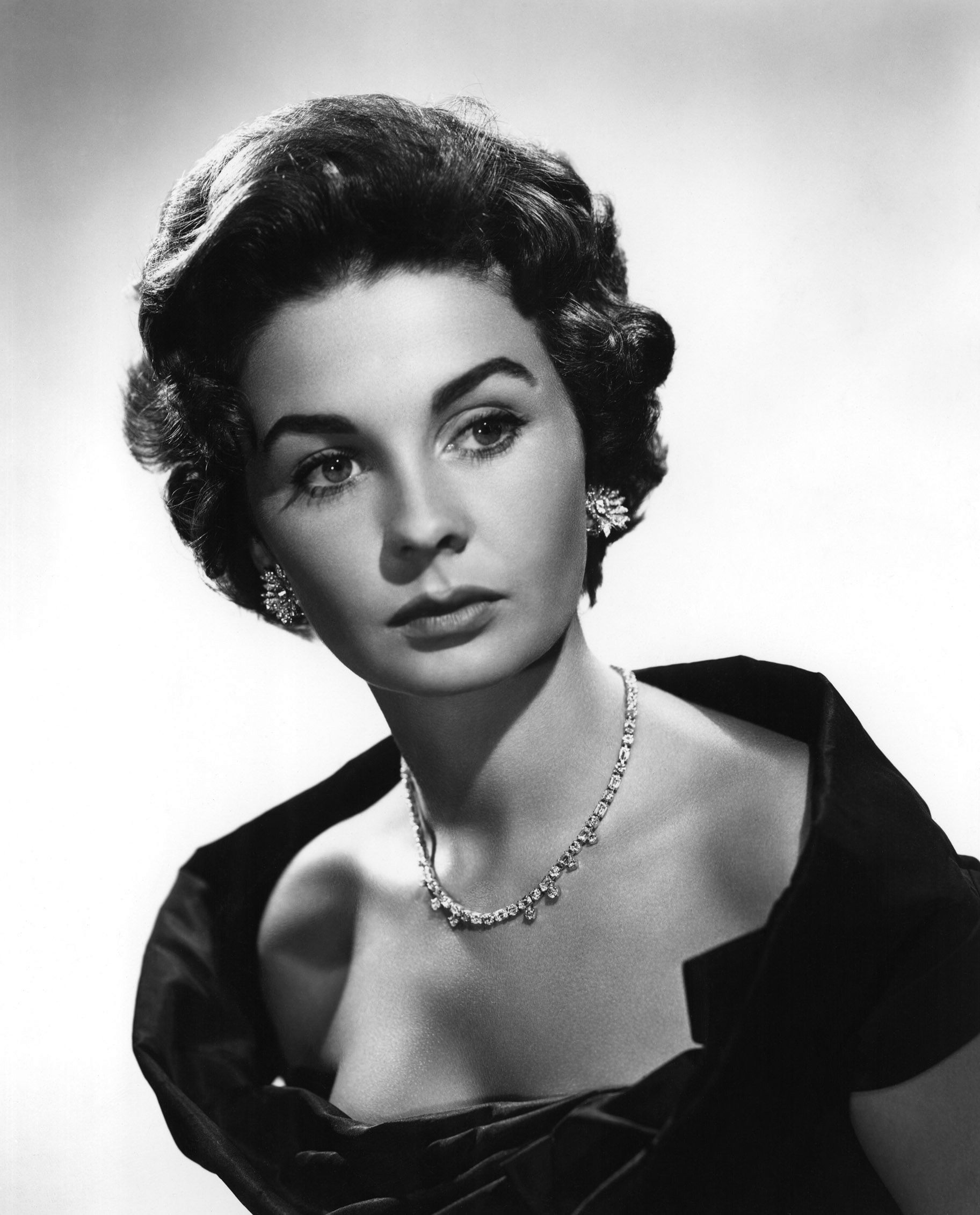 Photo of Jean Simmons: British-American actress