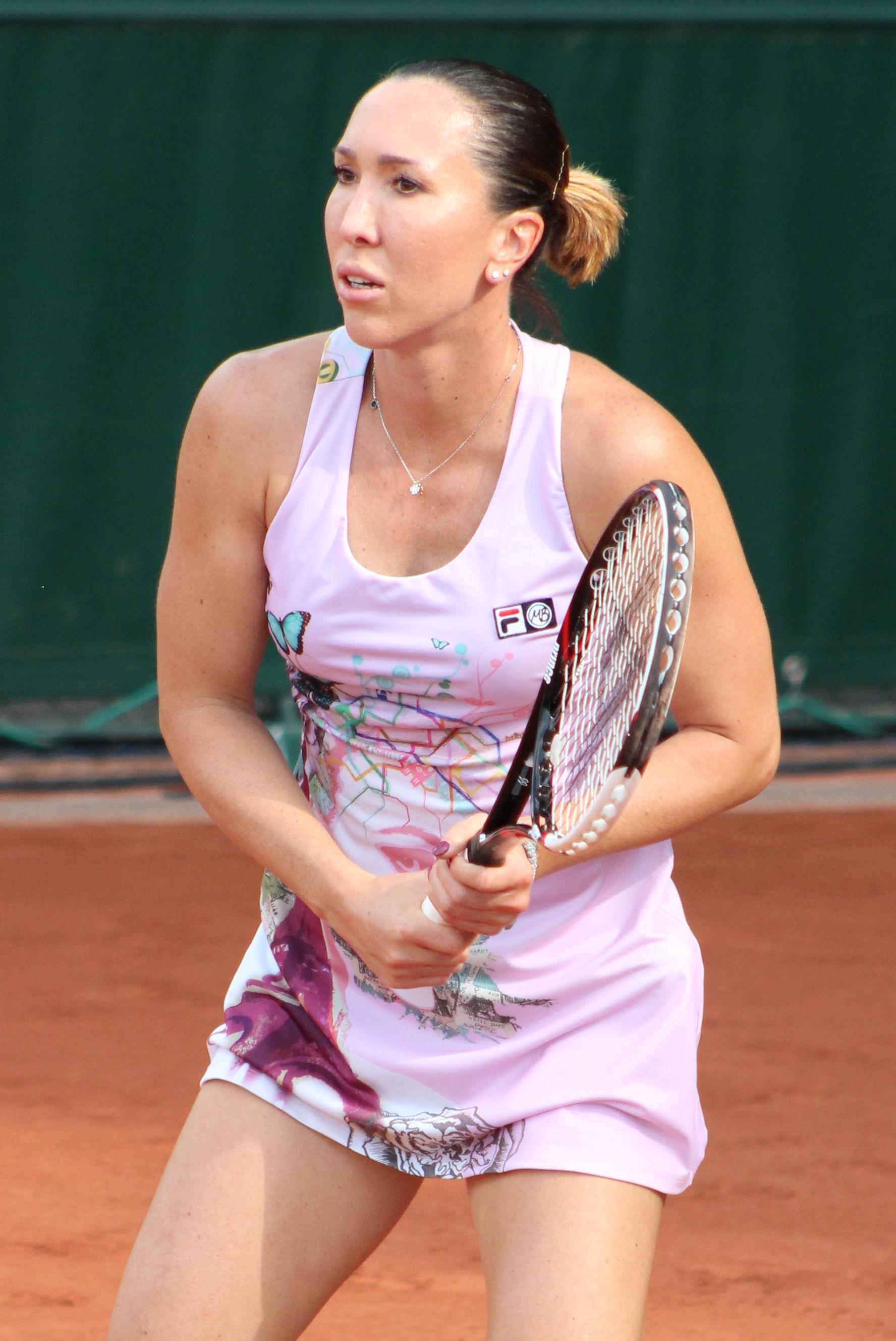 Photo of Jelena Janković: Serbian tennis player