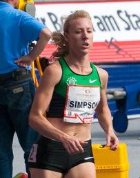Photo of Jemma Simpson: Athletics competitor