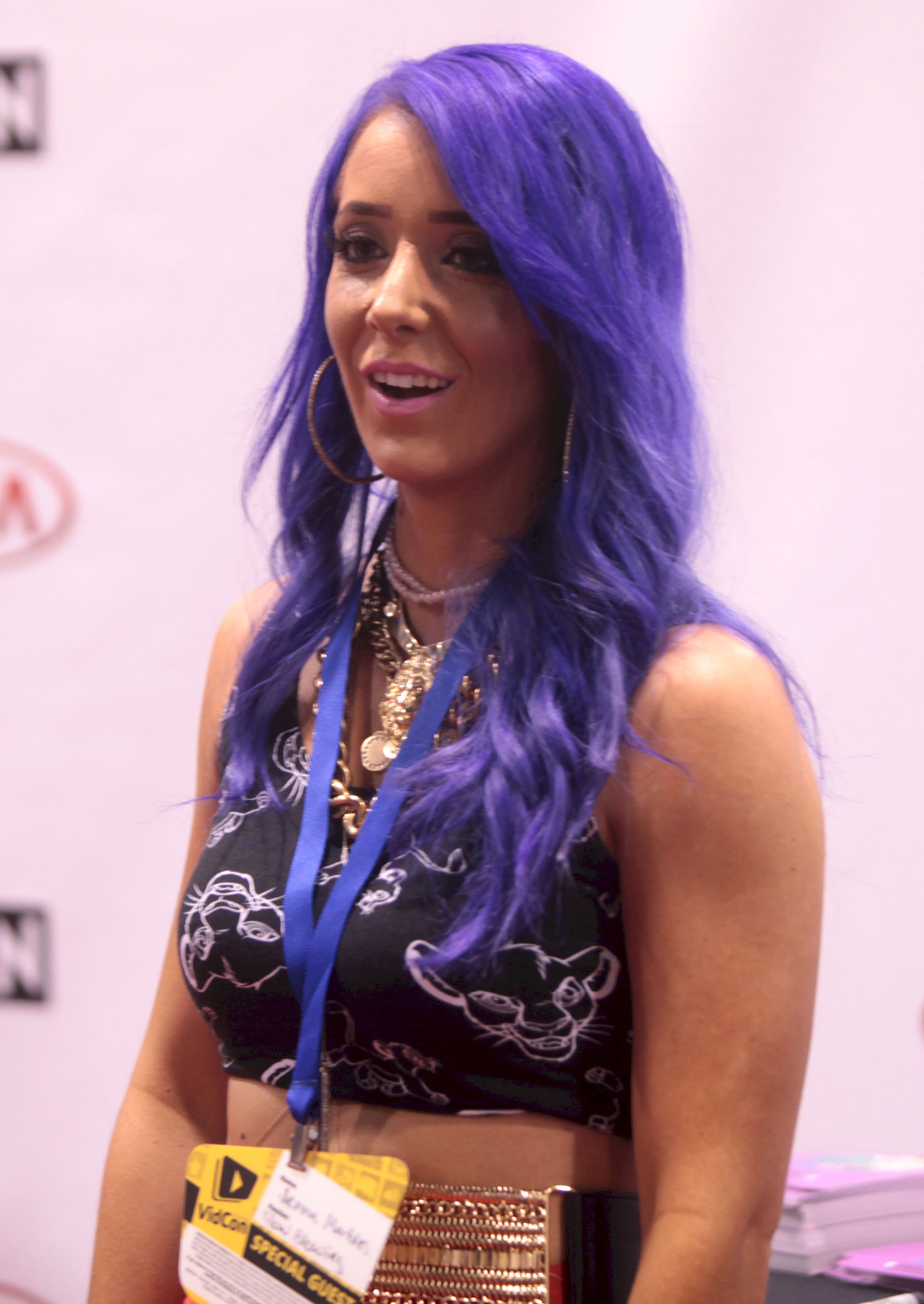 Photo of Jenna Marbles: American entertainer and YouTube personality