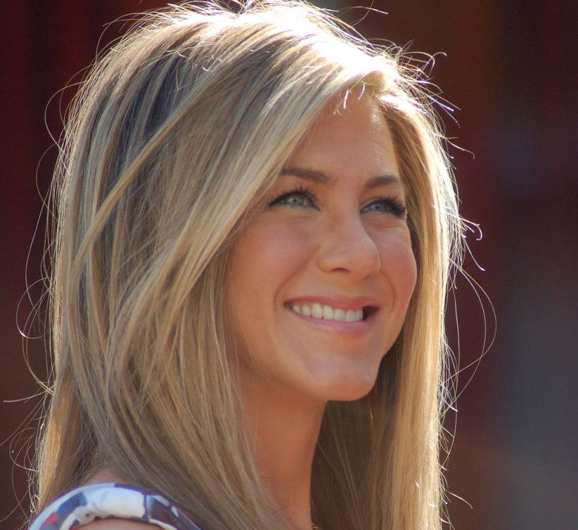 Photo of Jennifer Aniston: Television and film actress from the United States