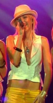 Photo of Jenny Frost: English singer, songwriter