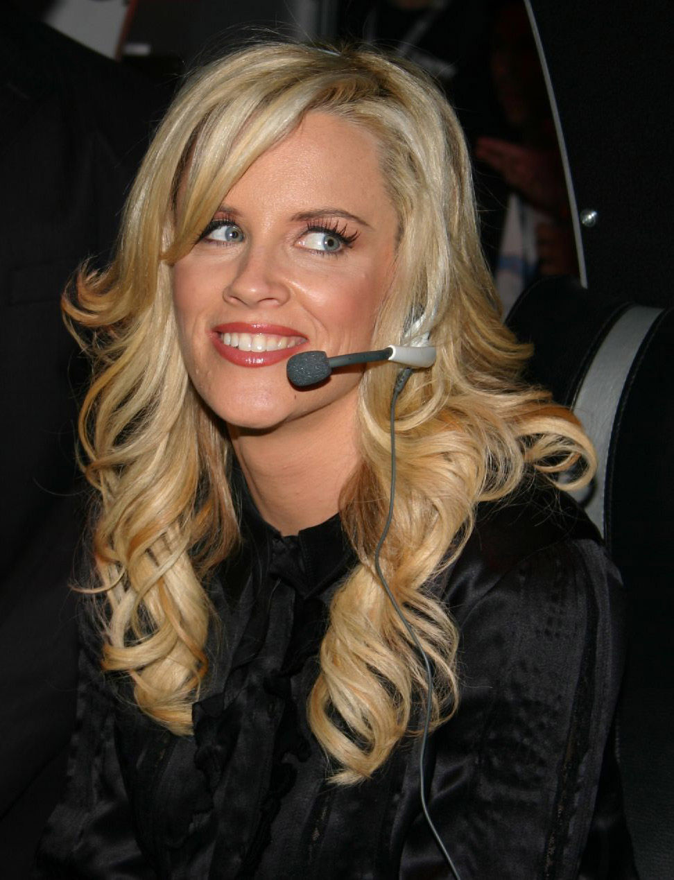 Photo of Jenny McCarthy: American model, comedian, actress, author, activist, and game show host