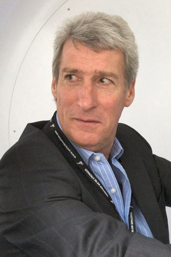 Photo of Jeremy Paxman: English journalist, author and broadcaster