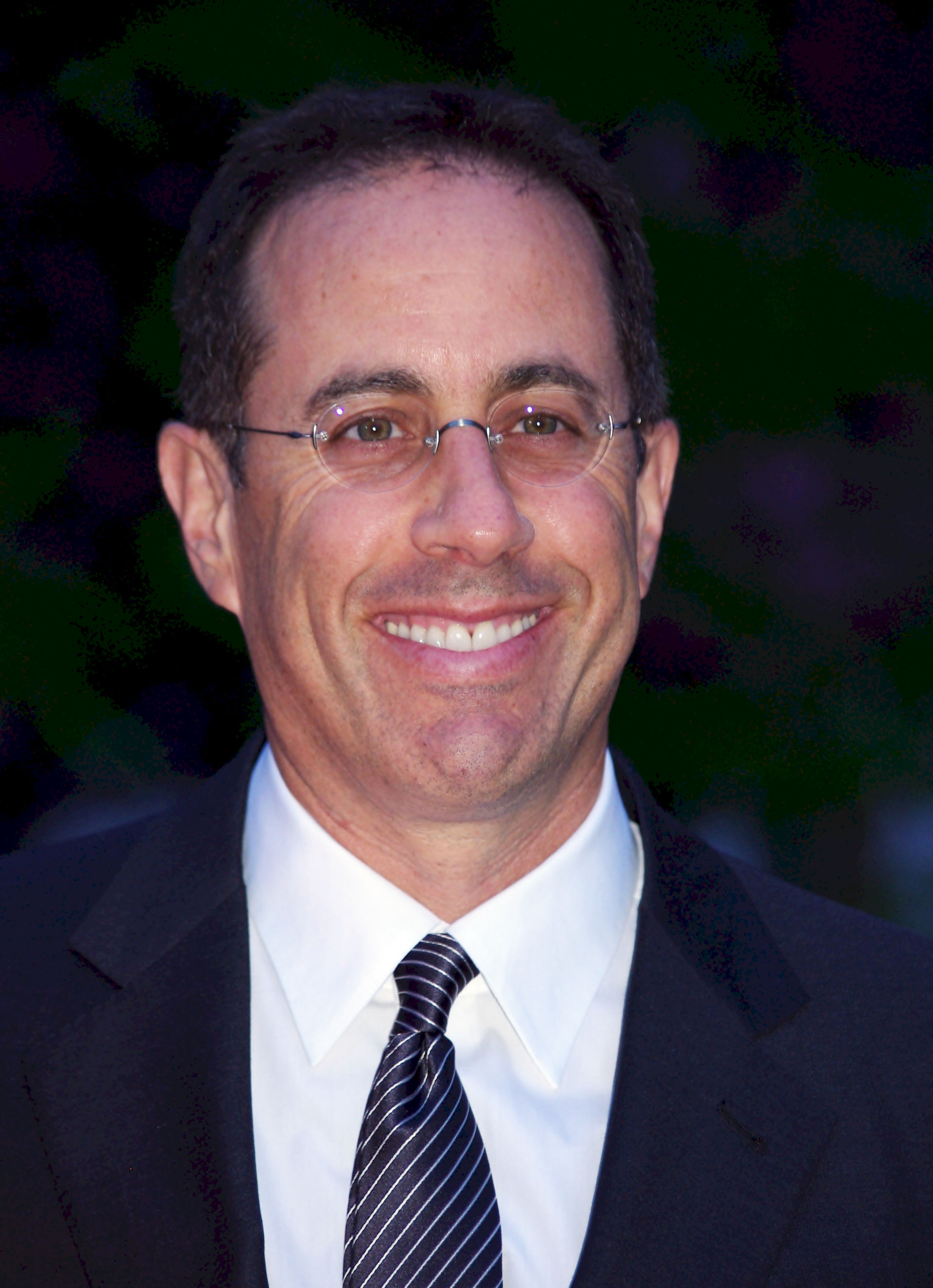 Photo of Jerry Seinfeld: American comedian and actor