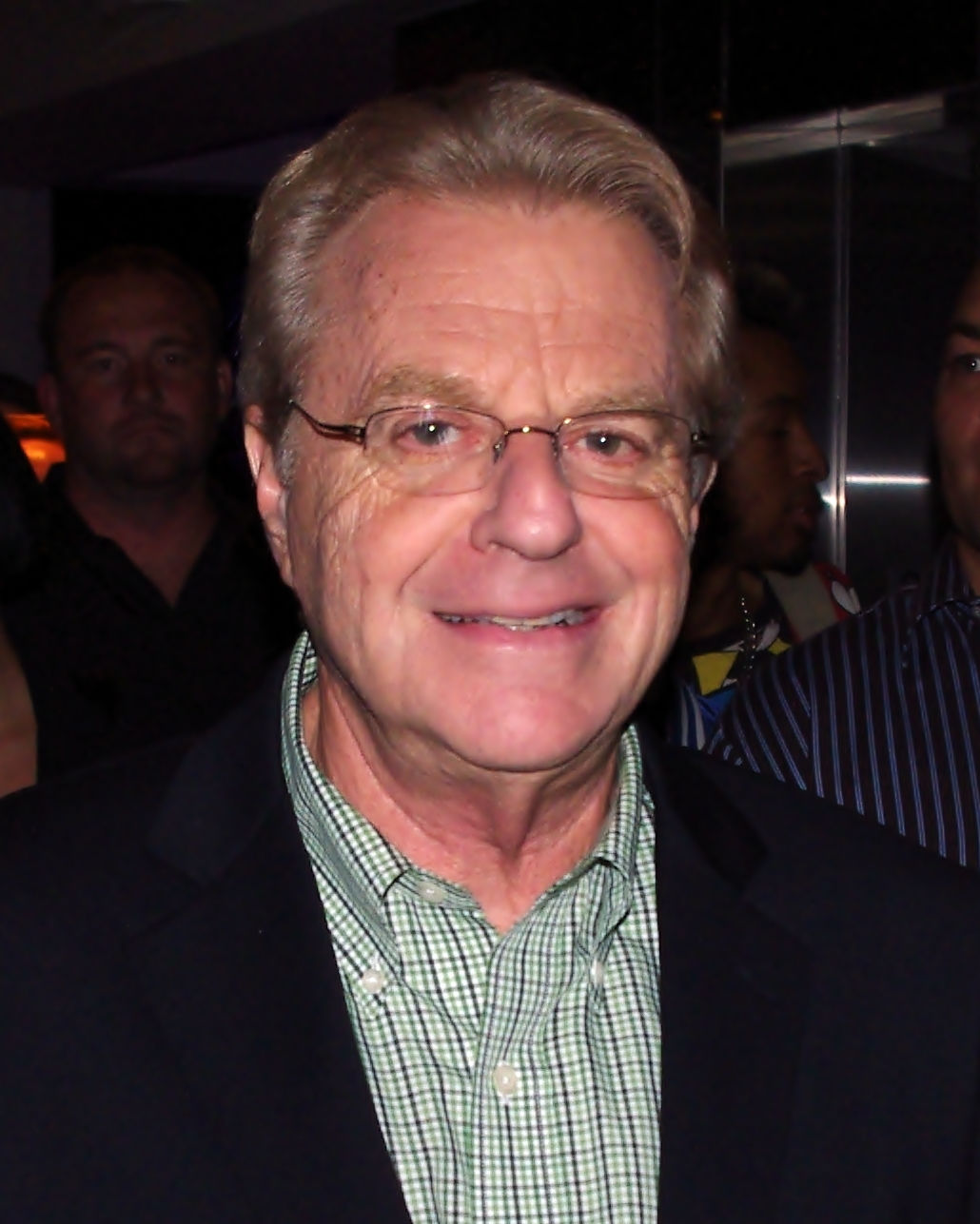 Photo of Jerry Springer: Television presenter