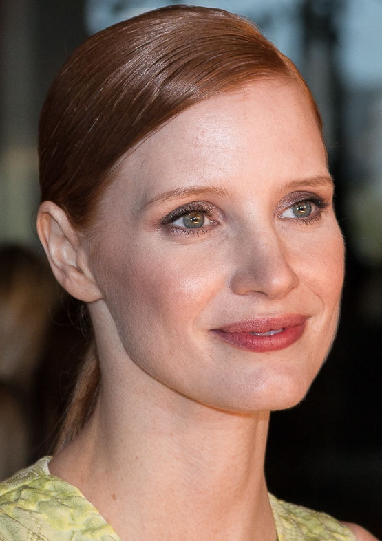 Photo of Jessica Chastain: American actress