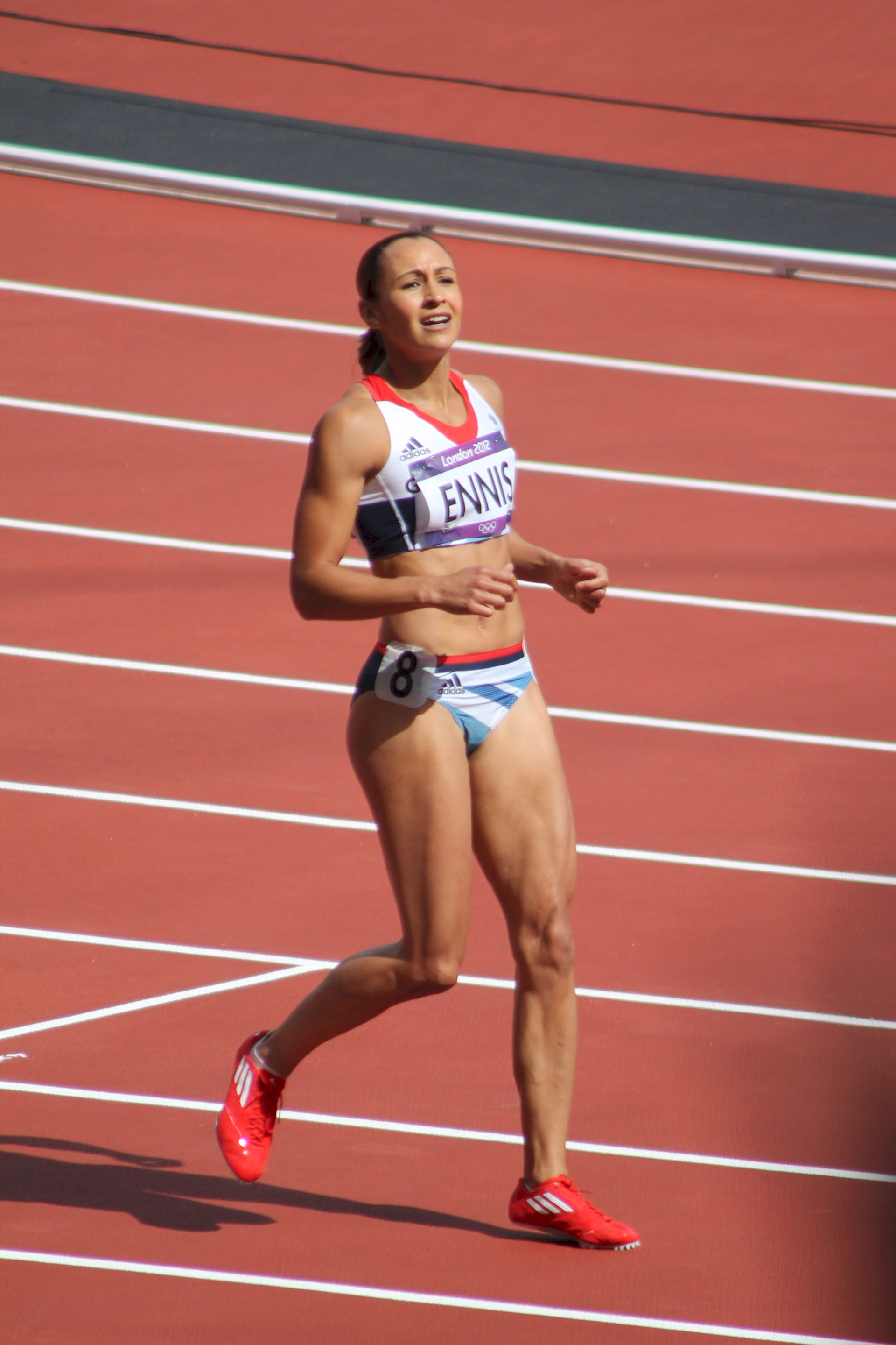 Photo of Jessica Ennis-Hill: British heptathlete