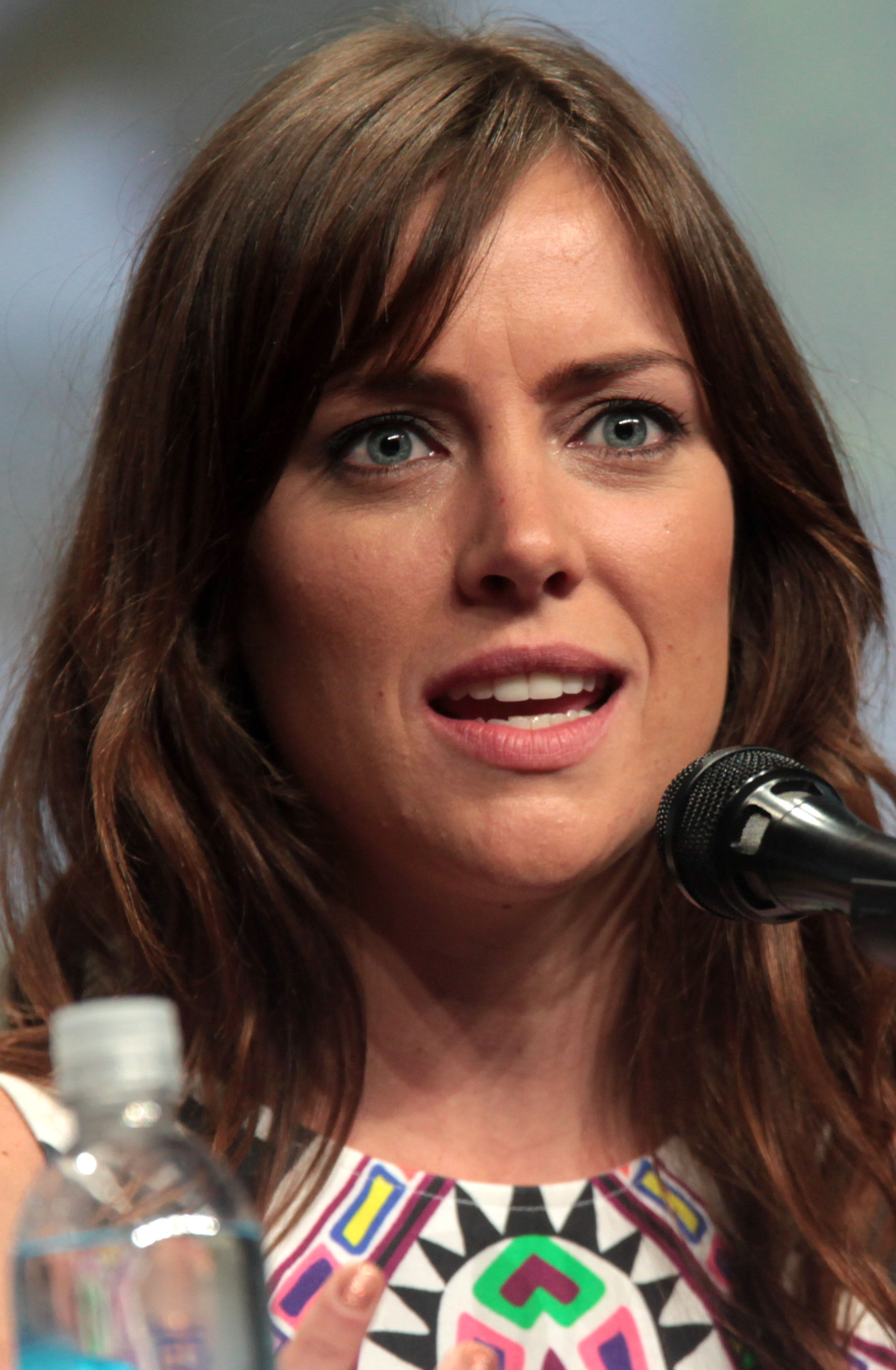 Photo of Jessica Stroup: American actress
