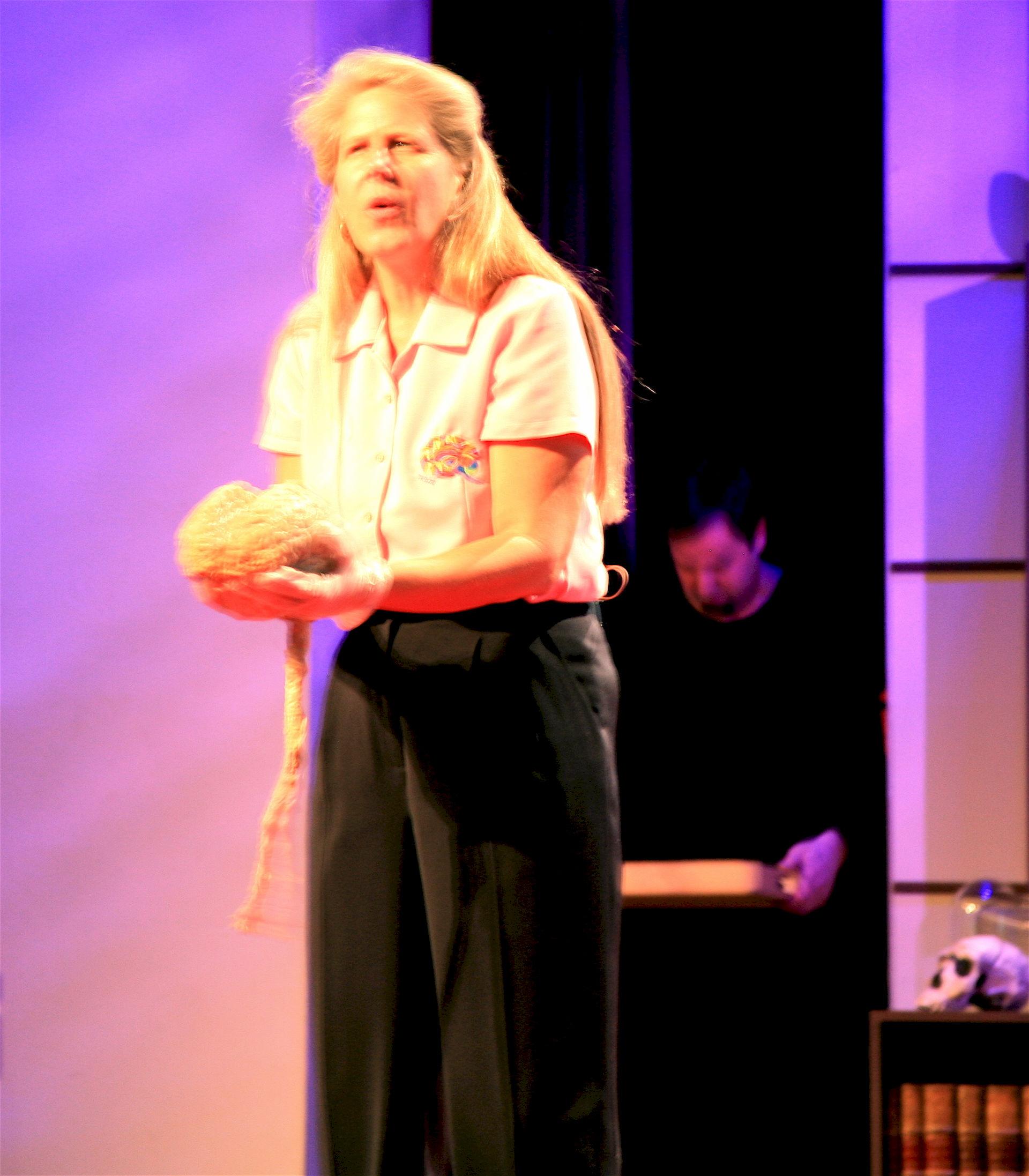 Photo of Jill Bolte Taylor: American neuroscientist