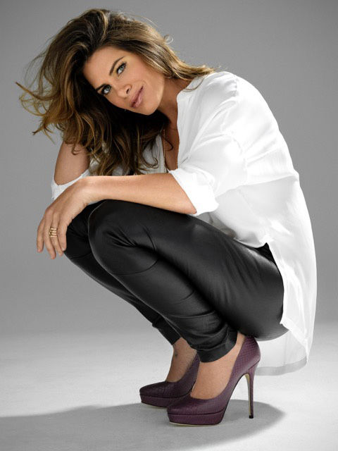 Photo of Jillian Michaels: American personal trainer, reality show personality, talk show host and entrepreneur