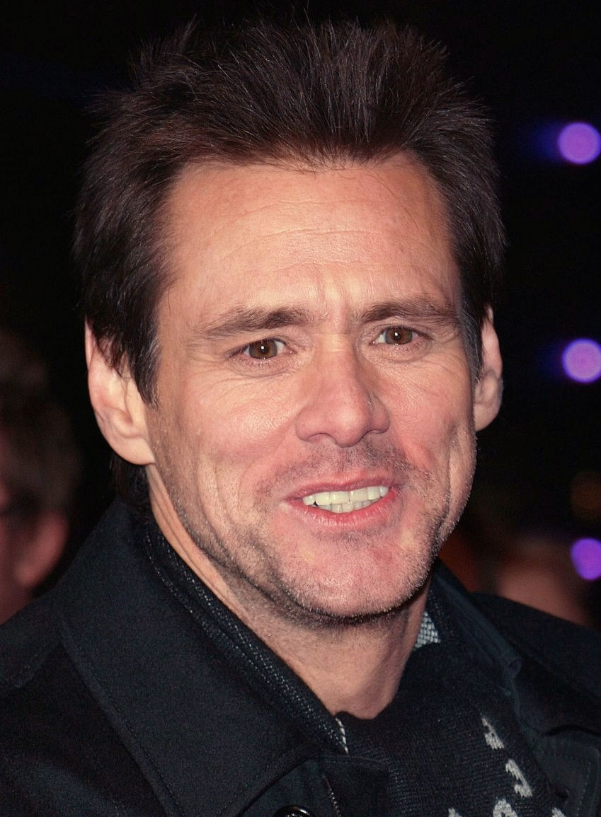 Photo of Jim Carrey: Canadian-American actor, comedian, and producer