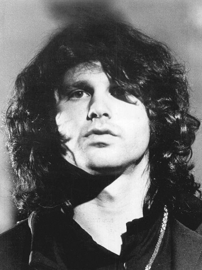 Photo of Jim Morrison: Lead singer of The Doors